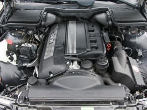 Двигатель M54 бмв е39