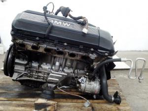 Двигатель БМВ M52TU