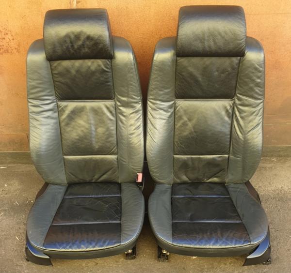 Салон черный  BMW E53 (комфорт)