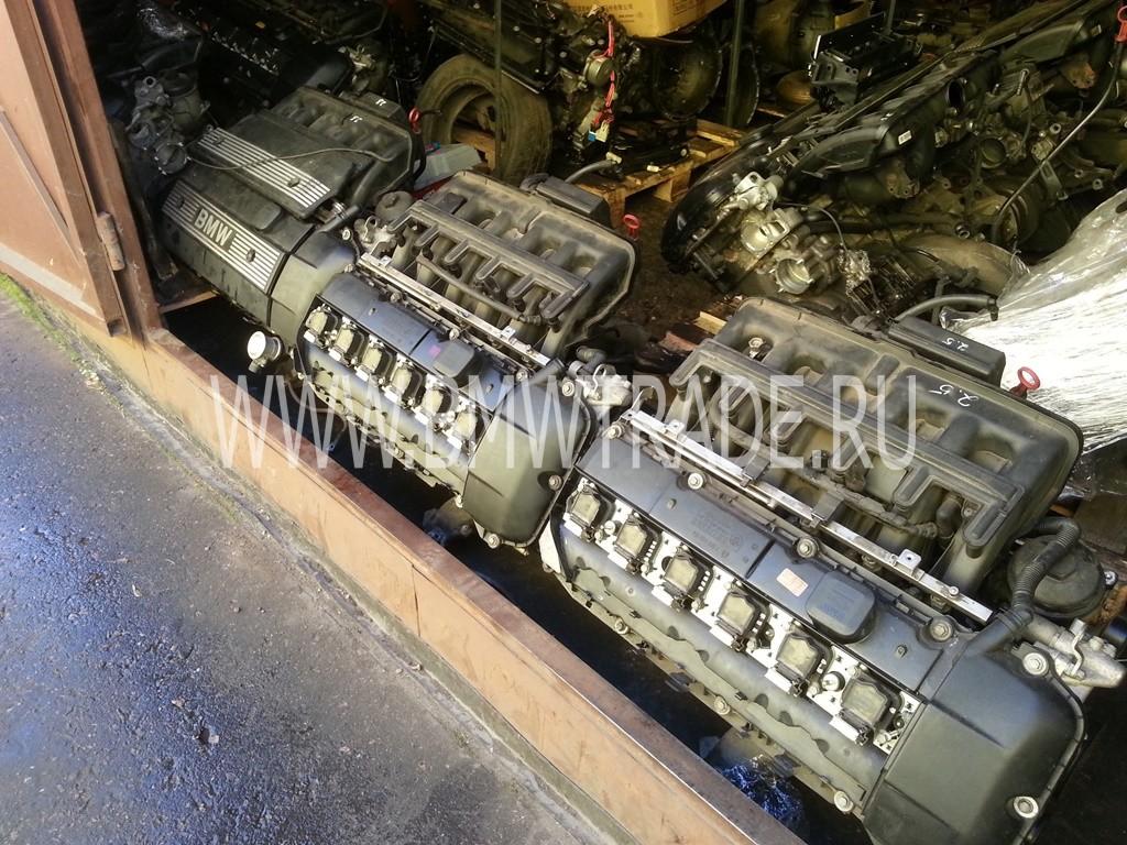 Бензиновые двигатели на бмв е39