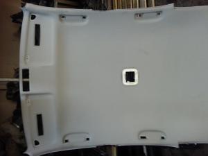 Серый потолок седан бмв е39