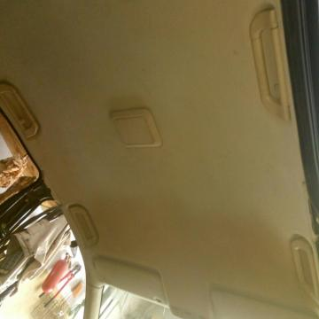 Бежевый потолок седан бмв е39