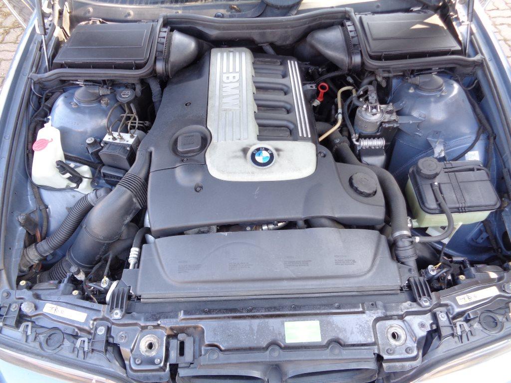 Двигатель бмв х5 е53 m57b30
