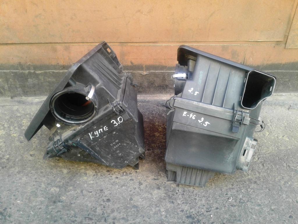 Корпус воздушного фильтра бмв е60